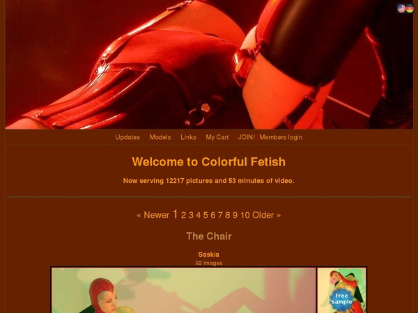Colorful Fetish New Hd