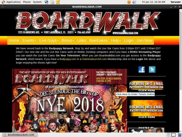 Com Boardwalkbar Discount Trial