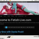 Fetish Live Payment Page