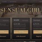 Free Sensualgirl Premium Account