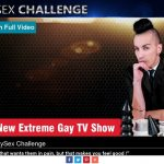 Gay Sex Challenge Sign