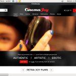 Get Cinema Joy Day Trial