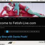 Live Fetish Promo Code