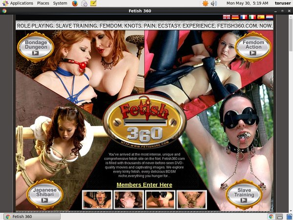 New Fetish 360 Discount Code