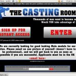 One Time The Casting Room Discount
