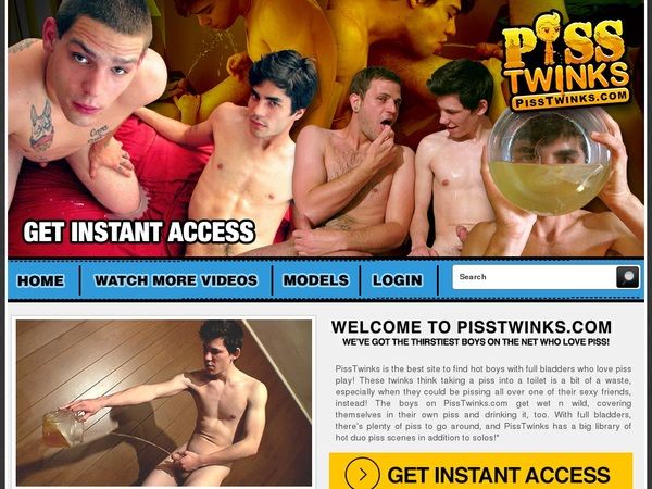 Pisstwinks.com Low Price