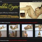 Signup Goddess-empire.com Paypal