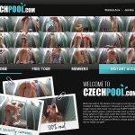 Czechpool Accounts