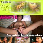 Thai Girl Tia Promotion