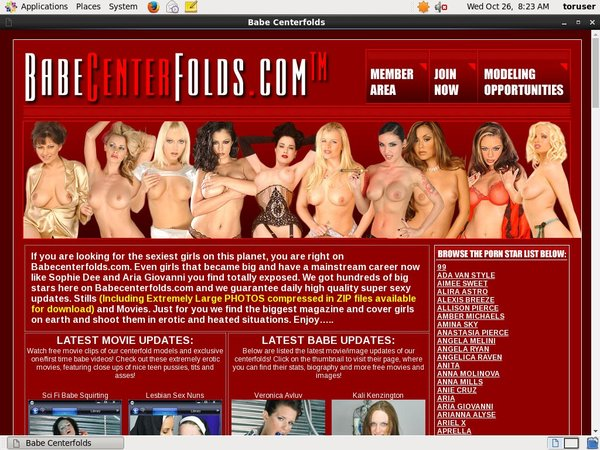 Babecenterfolds Join Now