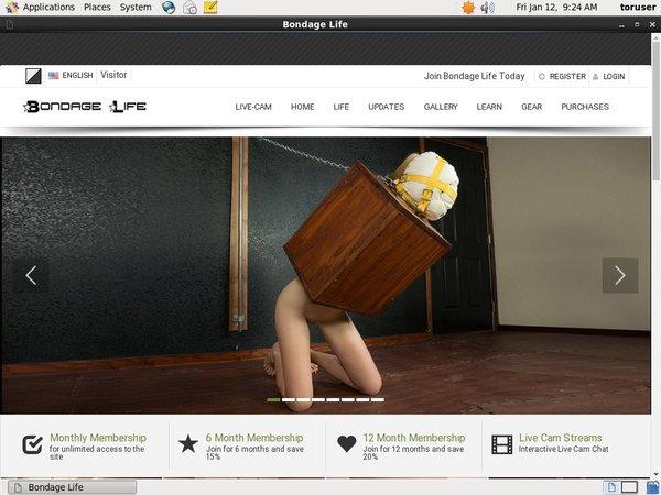 Bondagelife.com Account Forum