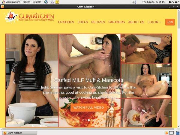 Cum Kitchen Logon