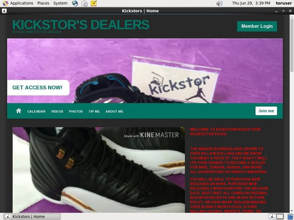 Kickstors Free Download