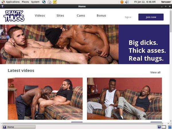 Realitythugs.com Wnu Discount