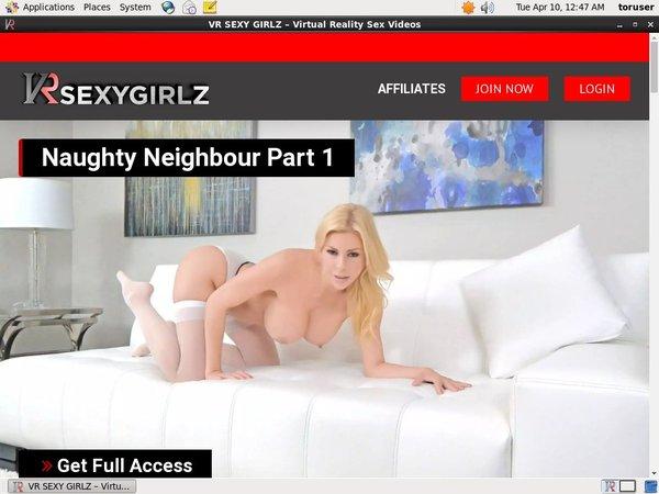 VR Sexy Girlz Free Trial Tour