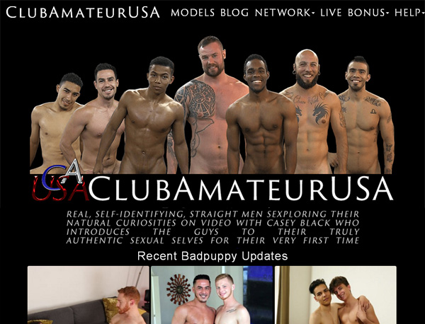 Club Amateur USA Access Free