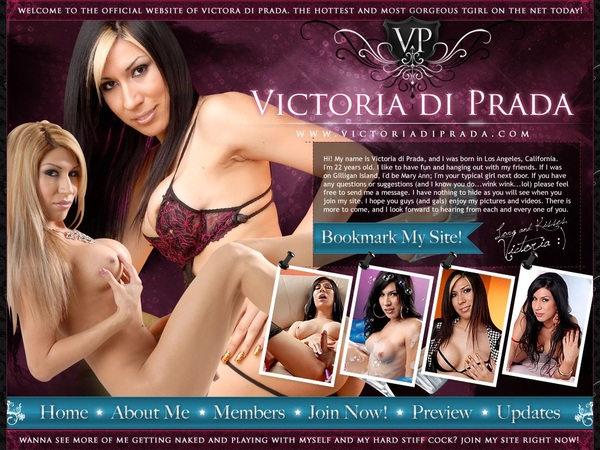 Free Victoria Di Prada Premium Accounts
