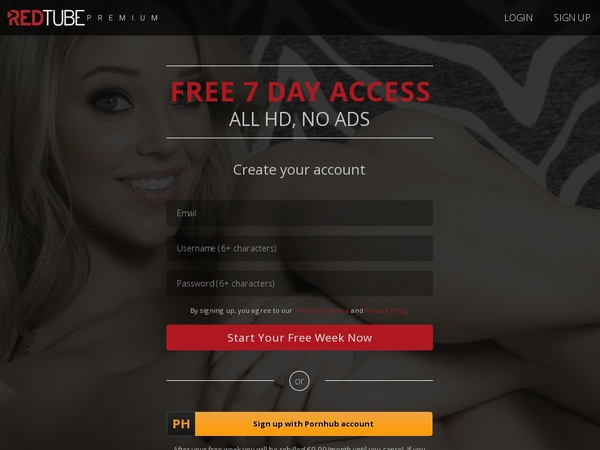 Red Tube Coupon Discount