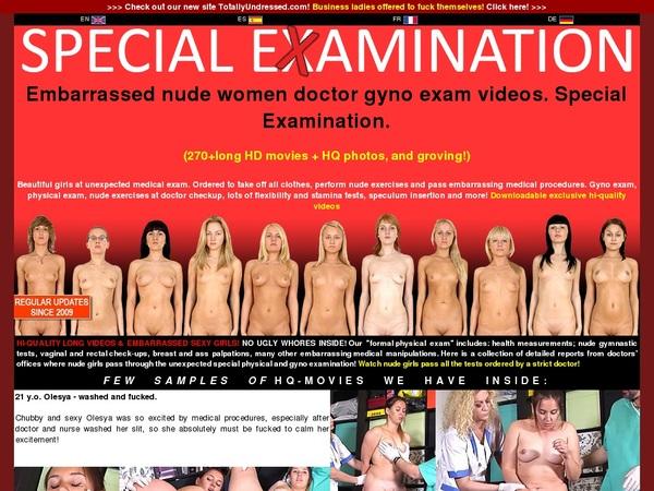 Specialexamination.com Sex.com