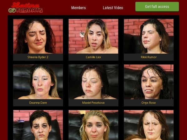 Latinathroats.com Epoch
