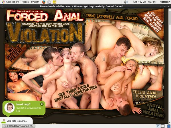 Forced Anal Violation Site Review