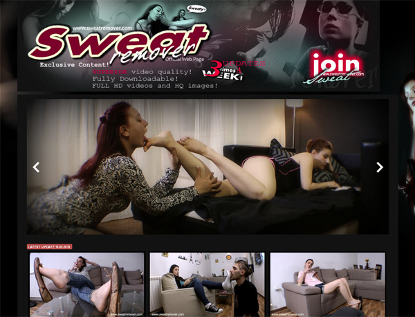 Sweat Remover Xxx Video