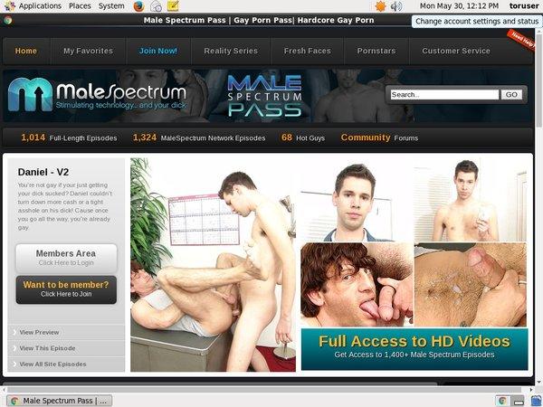 Cracked Male Spectrum Pass Account