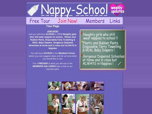 Get Nappy-school.com For Free