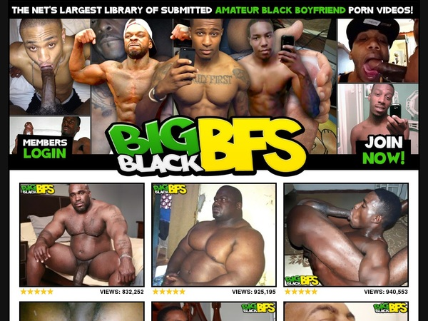 Premium Big Black BFs Accounts