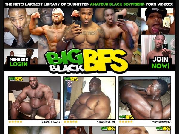 Premium Big Black BFs Accounts