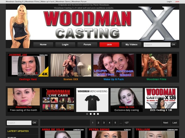 Woodman Casting X Account Blog