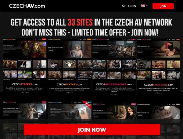 Czechav Trial Account