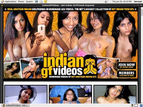 Indian GF Videos Paysite