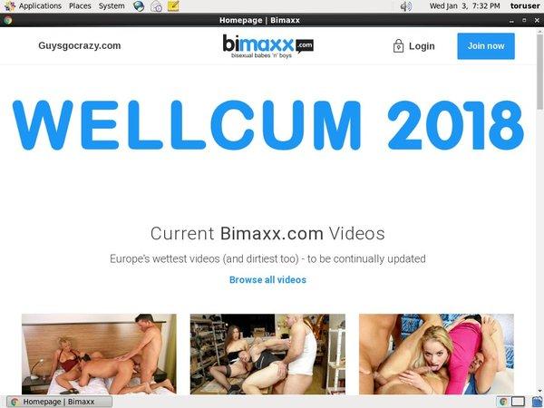 Premium Account Bimaxx.com