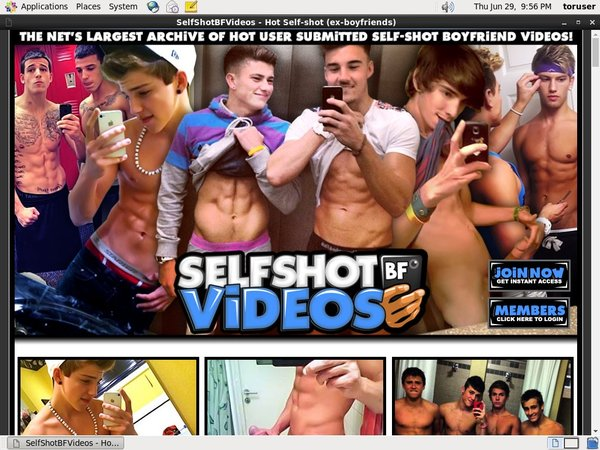 Selfshotbfvideos With Iphone