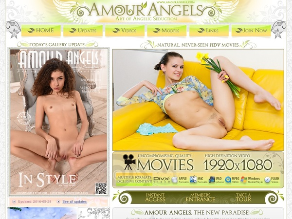 Free Amour Angels Preview