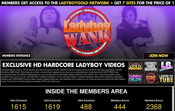 Ladyboywank.com 암호