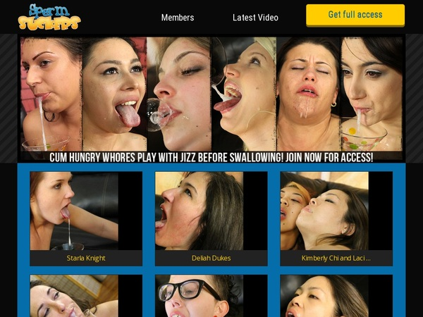 Free Spermsuckers Promo