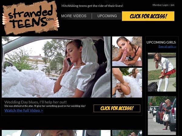 Limited Strandedteens.com Promo
