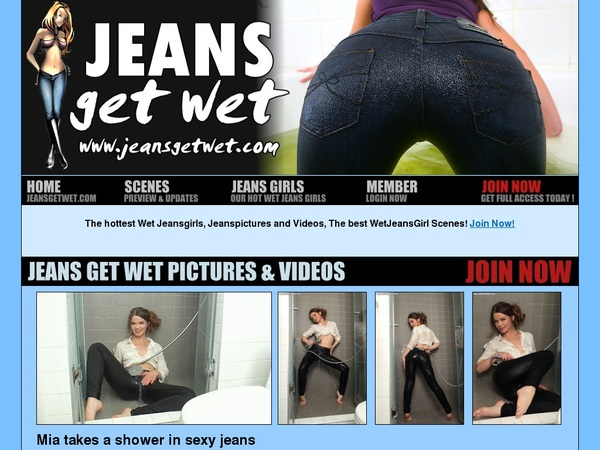 Jeansgetwet.com Paypal Discount