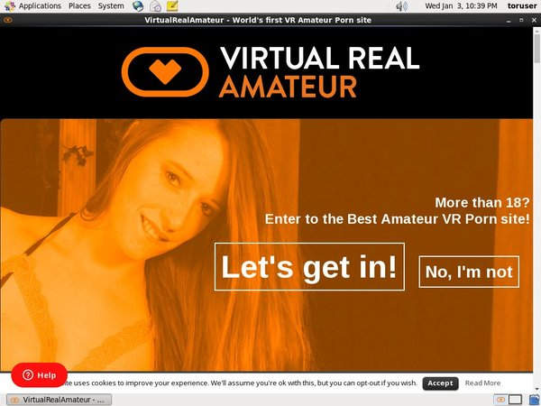 Virtual Real Amateur Discount Id