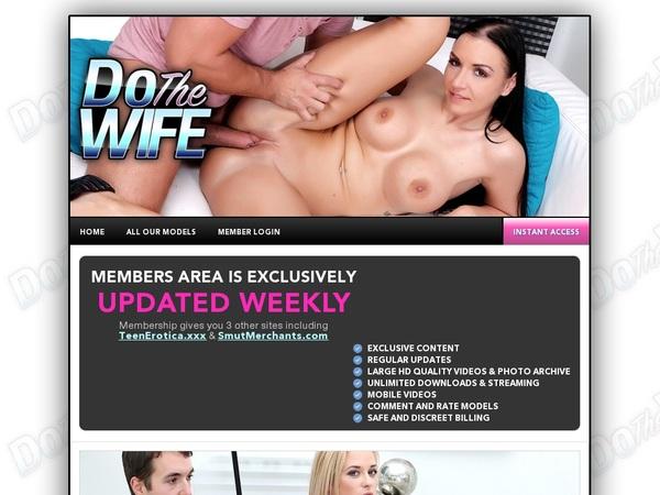 Do The Wife Membership Free