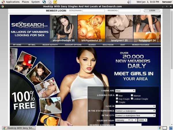 Coupons Sexsearch