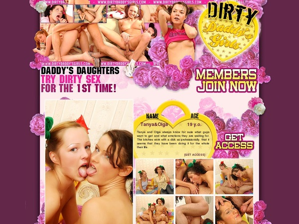 Dirty Daddys Girls Discount Promo