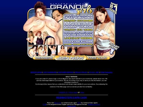 Free Grande Girls Membership